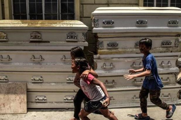 Meer dan 120 kinderen gestorven in Filipijnse drugsoorlog