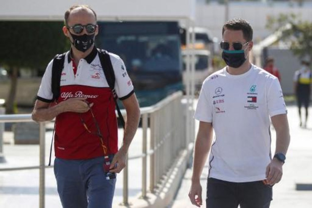 L'équipe belge WRT engagée aussi dans le championnat européen avec Robert Kubica