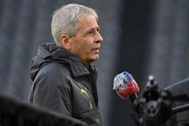 Dortmund bevestigt ontslag van coach Lucien Favre