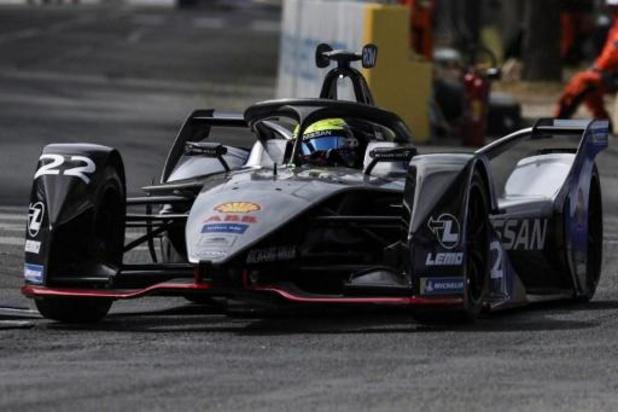 Formule E - Vandoorne wordt 9e in voorlaatste race, D'Ambrosio 16e