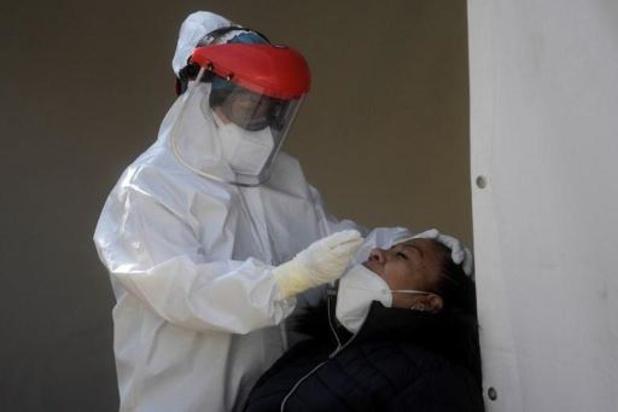 Nieuwe piek in Mexico: 1.800 overlijdens door coronavirus