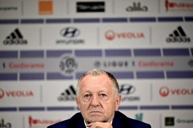 "Coronavirus - ""Juventus-Lyon gaat door op 7 augustus"", bevestigt OL-voorzitter Jean-Michel Aulas"