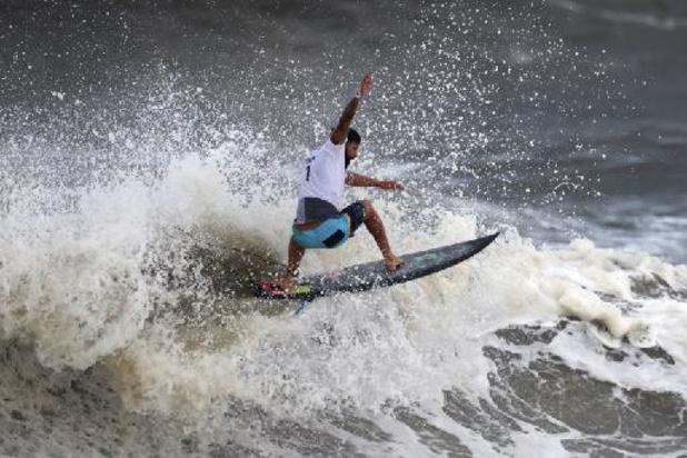 Le Brésilien Italo Ferreira, premier champion olympique de surf