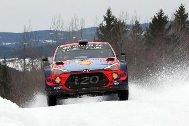 WRC - Le Rallye de Suède reçoit le feu vert avec un profil quelque peu adapté