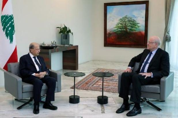 Ex-premier Najib Mikati aangesteld om regering te vormen in Libanon