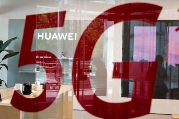 La Belgique ne met pas Huawei à la porte