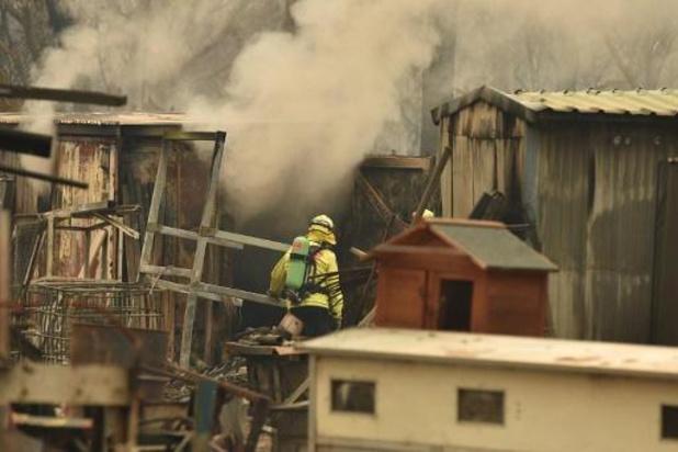 Feux de forêt en Australie - Les pompiers volontaires, remparts contre les incendies soumis à rude épreuve