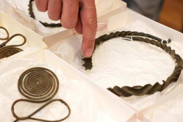 Oriëntatieloper ontdekt 2.500 jaar oude schat in Zweden