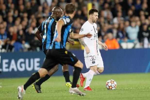 Le Club de Bruges plein d'espoirs à Leipzig, le PSG reçoit City dans le choc de la soirée