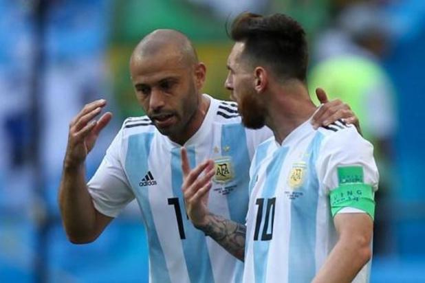 Argentijnse ex-international Javier Mascherano beëindigt carrière