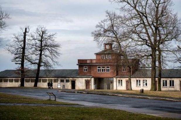 A Buchenwald, des promeneurs font de la luge ou du sport, dénonce le mémorial