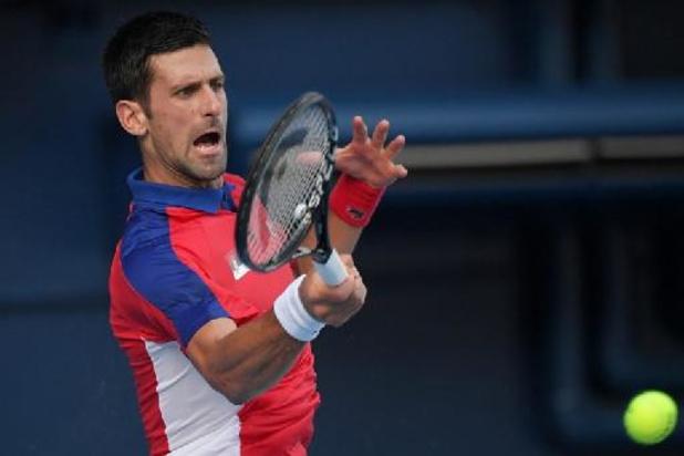 """US Open - Djokovic: """"Grand slam zou grootste prestatie in mijn carrière zijn"""""""