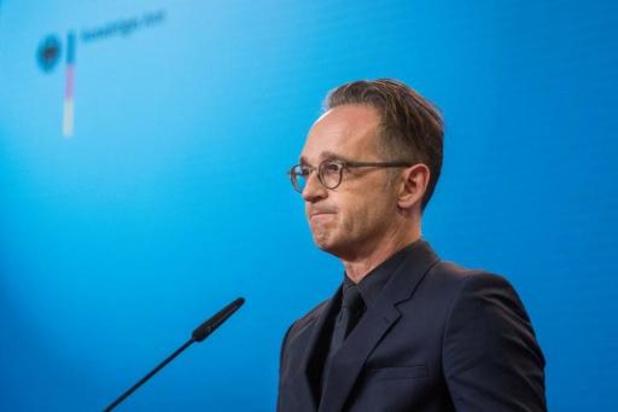 Vergiftiging Navalny - Duitsland verwerpt Russische beschuldigingen van vertragingsmanoeuvres