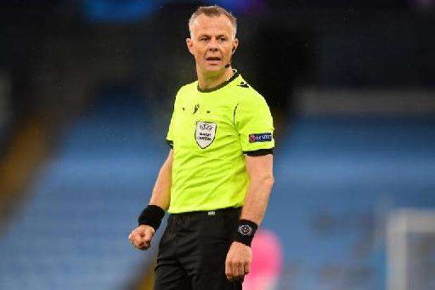 Nederlandse ref Björn Kuipers leidt Denemarken-België