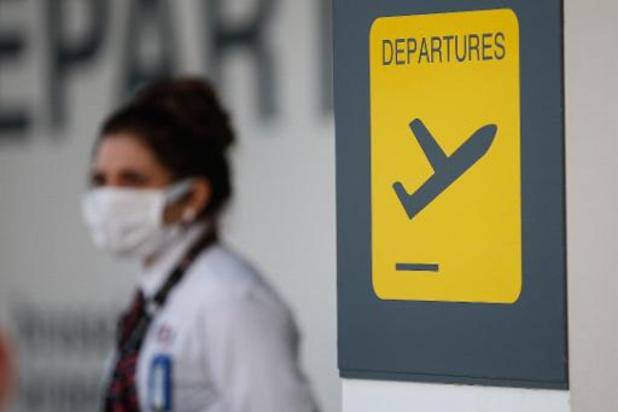 Vertrekhal Brussels Airport opnieuw vrijgegeven na vals alarm