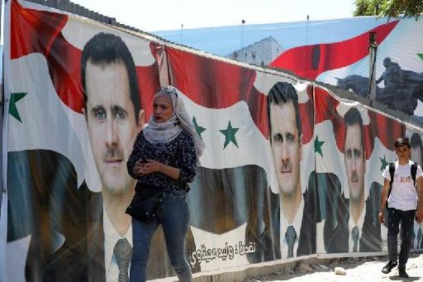 """Syrie: Washington et les Européens condamnent la présidentielle, """"ni libre ni juste"""""""