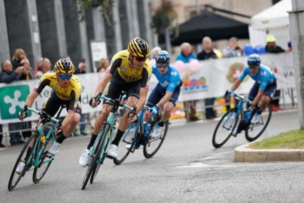 Bennett vervangt De Plus in Tour-ploeg Jumbo-Visma