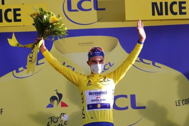 """Tour de France - """"La victoire me manquait"""", confie Julian Alaphilippe"""