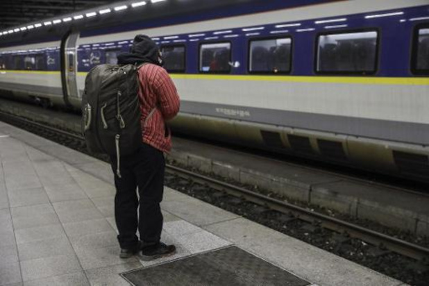 Treinstaking - Eén op de drie treinen rijdt tijdens 24 urenstaking