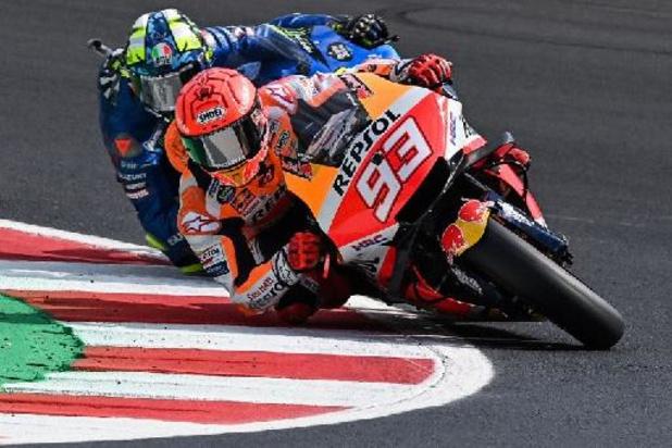 MotoGP - Marc Marquez remporte le GP des Amériques devant Fabio Quartararo