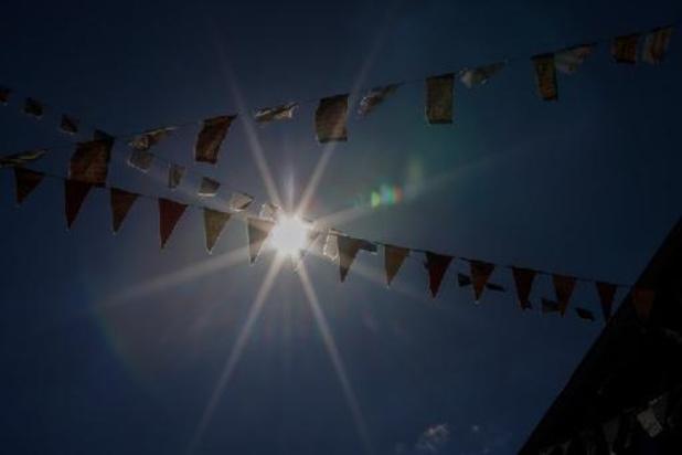 Un soleil généreux et des températures au-dessus de 30 degrés cette semaine