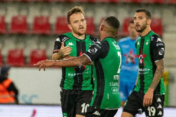 Cercle Brugge zet achterstand recht bij Zulte Waregem en wint: 2-4