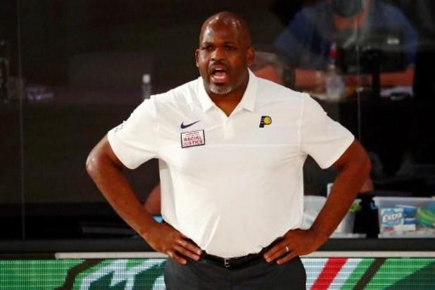 Nate McMillan n'est plus le coach des Pacers