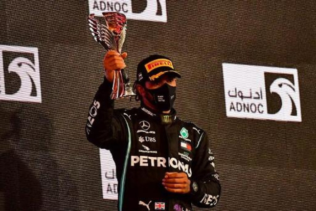 Lewis Hamilton prolonge avec Mercedes pour 2021