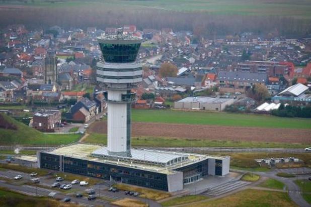 Evenveel ultrafijnstof rond Brussels Airport als in de stad