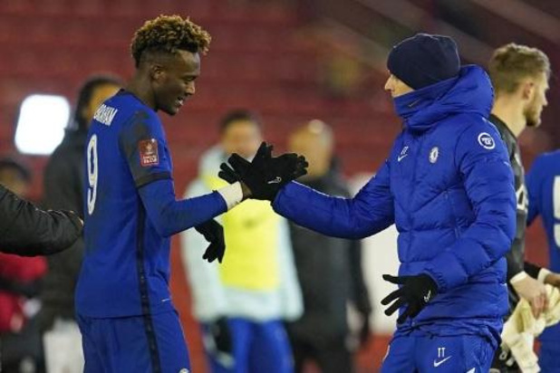 FA Cup - Chelsea mag naar kwartfinales