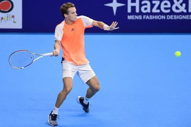 Ruben Bemelmans élimine Michael Geerts et rejoint les demi-finales de tennis Challenger de Cherbourg