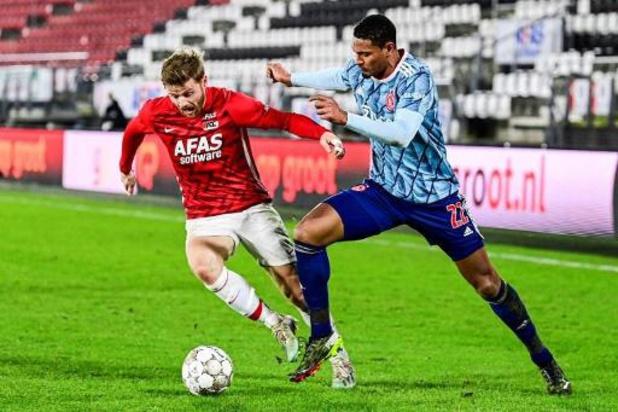L'Ajax sera bien privé de son transfert record, Haller, pour la campagne européenne