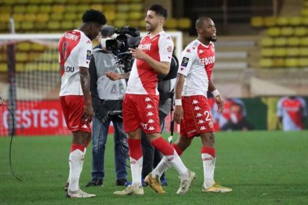 Ligue 1 - Monaco enfonce Marseille, Krépin Diatta fait déjà ses débuts