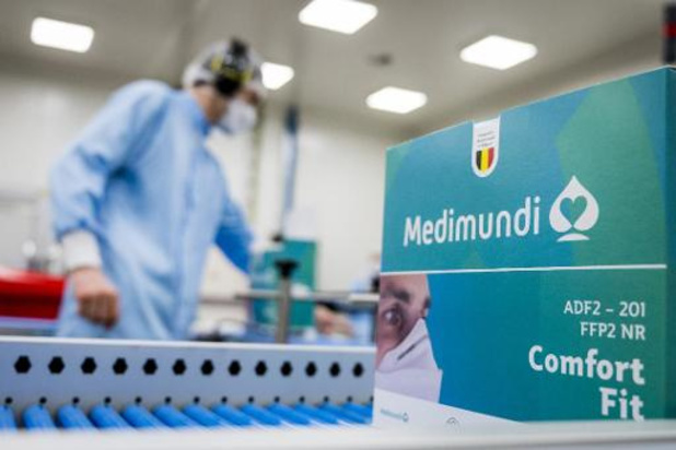 Vlaamse regering voorziet 6 miljoen euro extra voor beschermingsmateriaal