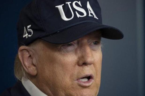 Coronavirus - Donald Trump testé négatif au coronavirus, selon le médecin de la Maison Blanche