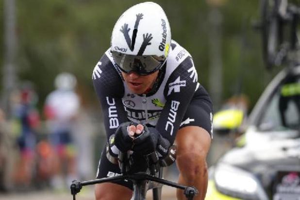 Domenico Pozzovivo (Qhubeka Assos) abandonne avant le départ de la 7e étape