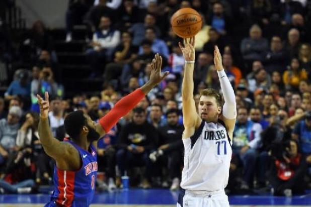 NBA - Dallas valide son ticket pour les playoffs, Washington assuré du barrage