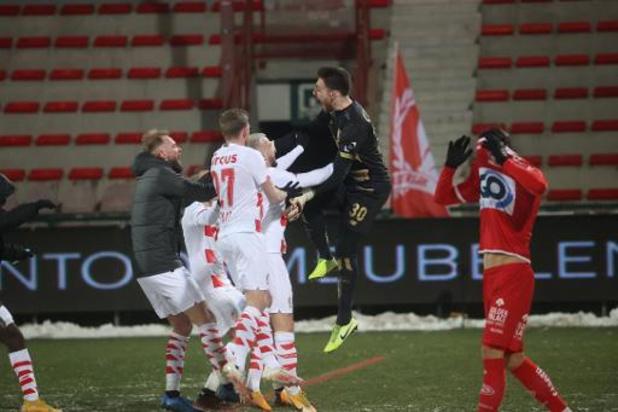Coupe de Belgique - Le Standard sort Courtrai aux tirs au but et va en quarts de finale