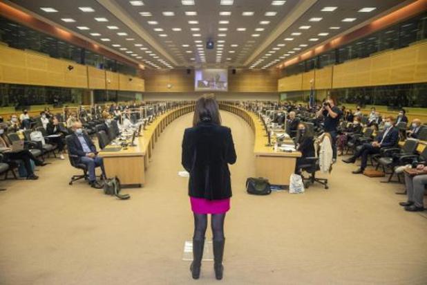 Eerste Belgische burgerpanel over toekomst van Europa