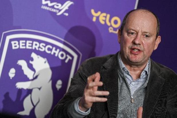 """Beerschot-voorzitter Vrancken gelooft in Maes: """"Keuze voor hem was eenvoudig"""""""