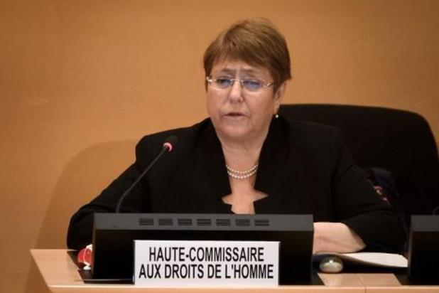 Bachelet critique la réponse à la pandémie en Chine, Russie et aux Etats-Unis