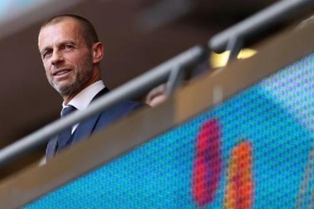 "AP: ""UEFA denkt na over EK met 32 landen"""