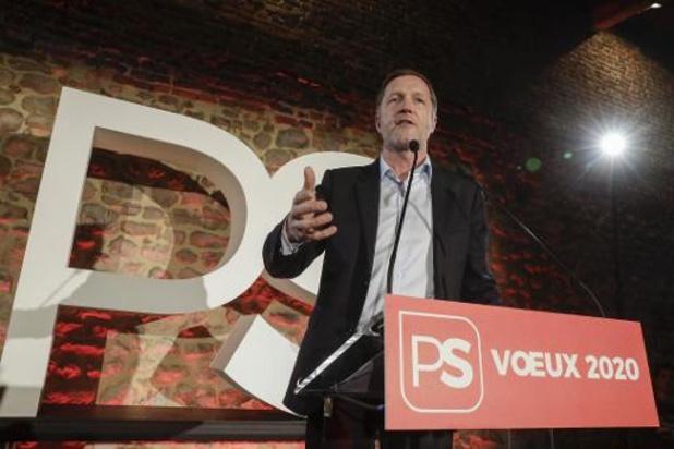 Paul Magnette houdt piste voorlopige regering in het achterhoofd