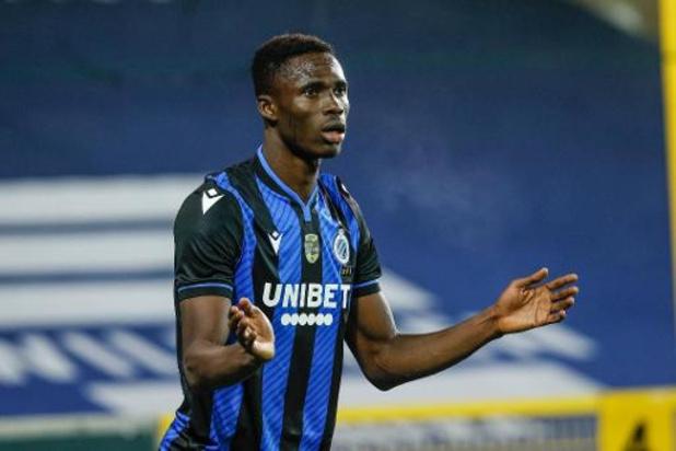 Club Brugge beloont jarige Kossounou met nieuw contract