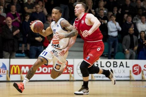 La finale de la Coupe de basket entre Malines et Ostende aura lieu au Palais 12 de Bruxelles
