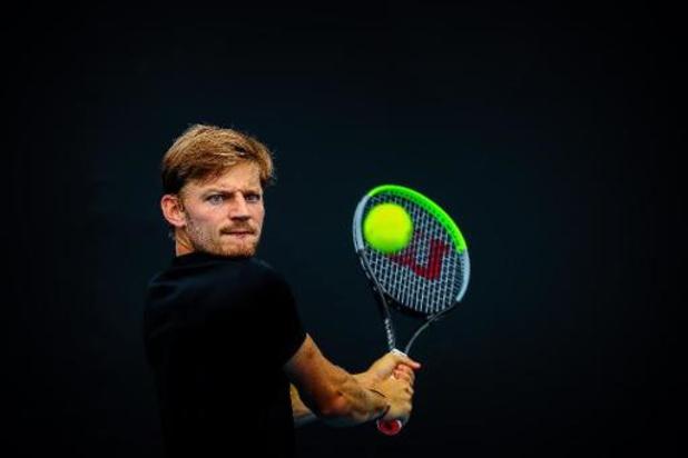 David Goffin stoot vlot door naar tweede ronde van Australian Open