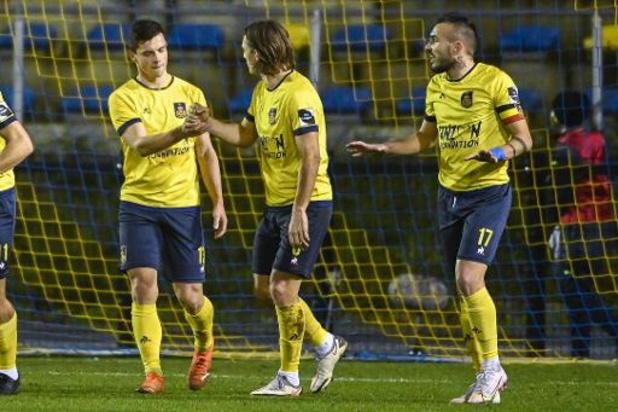 1B Pro League - Koploper Union wint zijn zesde competitiematch op rij