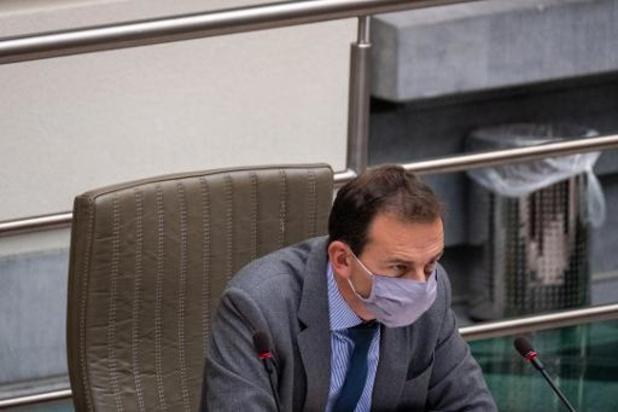 Wouter Beke: 'We gaan de woonzorgcentra niet opnieuw sluiten'