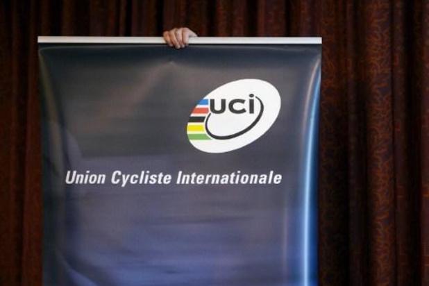 L'UCI publie un nouveau calendrier remanié avec 91 courses au programme