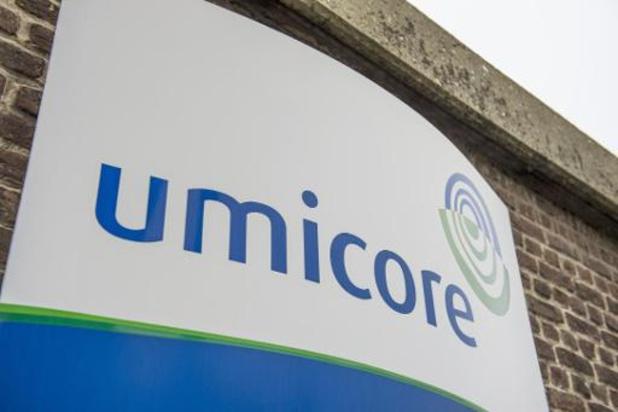 Groen vraagt buffer op Umicore-site zelf na nieuw rapport over looduitstoot